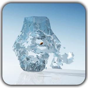 3dmax glass shakhes - طراحی داخلی