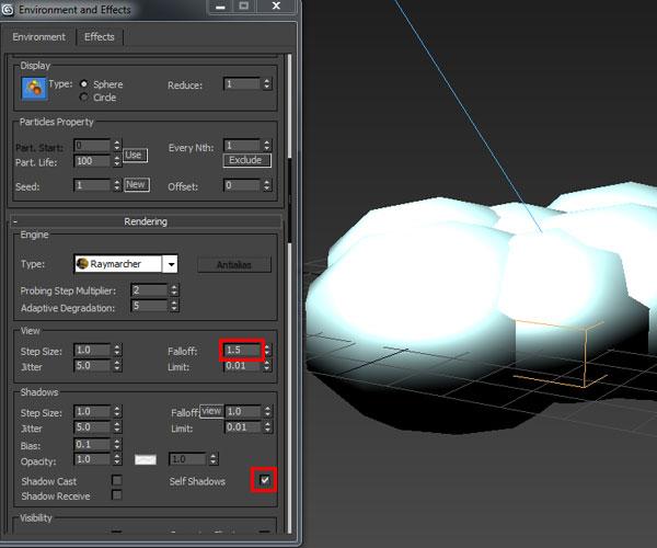3dmax sakhtan abr19 - ایجاد ابرهای واقعی در تری دی مکس با استفاده از Particle Flow و AfterBurn