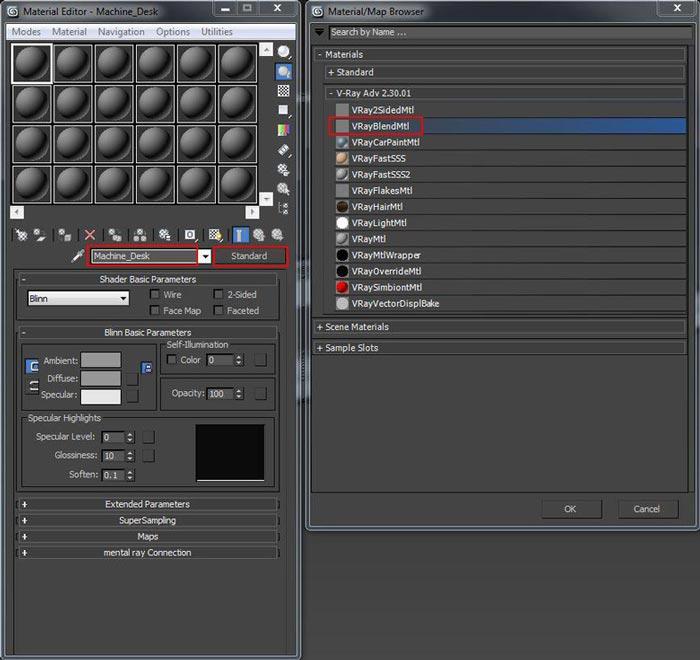 create realistic shaders step 5 - نحوه ایجاد شیدر در تری دی مکس