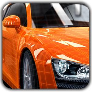 modeling using polygons car 3ds max maya1 2 - طراحی داخلی