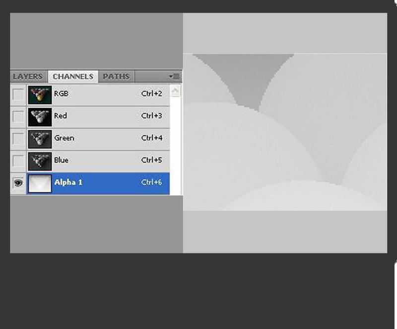 3dmax photoshop7 - ایجاد عمق میدان در تری دی مکس و فتوشاپ