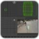 3dmax tracking shakhes 80x80 - مدیفایر flex در تری دی مکس