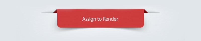 Assign to Render - ایجاد Ambient Occlusion در تری دی مکس