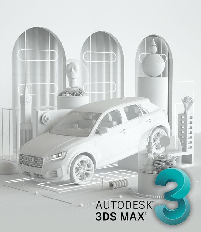 کارایی تری دی مکس در طراحی صنعتی