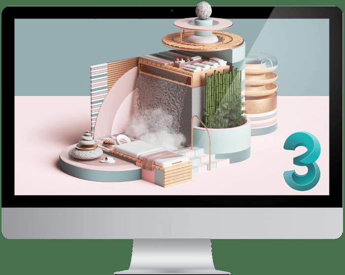 ساخت مدل های با کیفیت سه بعدی در نرم افزار تری دی مکس