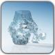 3dmax glass shakhes 80x80 - نحوه ایجاد شیدر در تری دی مکس