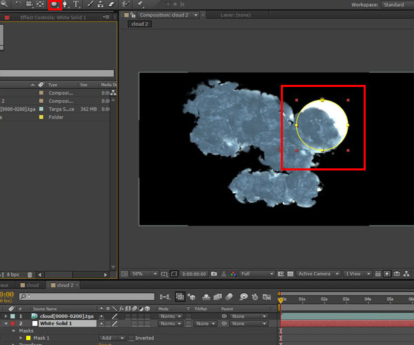 3dmax sakhtan abr39 - ایجاد ابرهای واقعی در تری دی مکس با استفاده از Particle Flow و AfterBurn