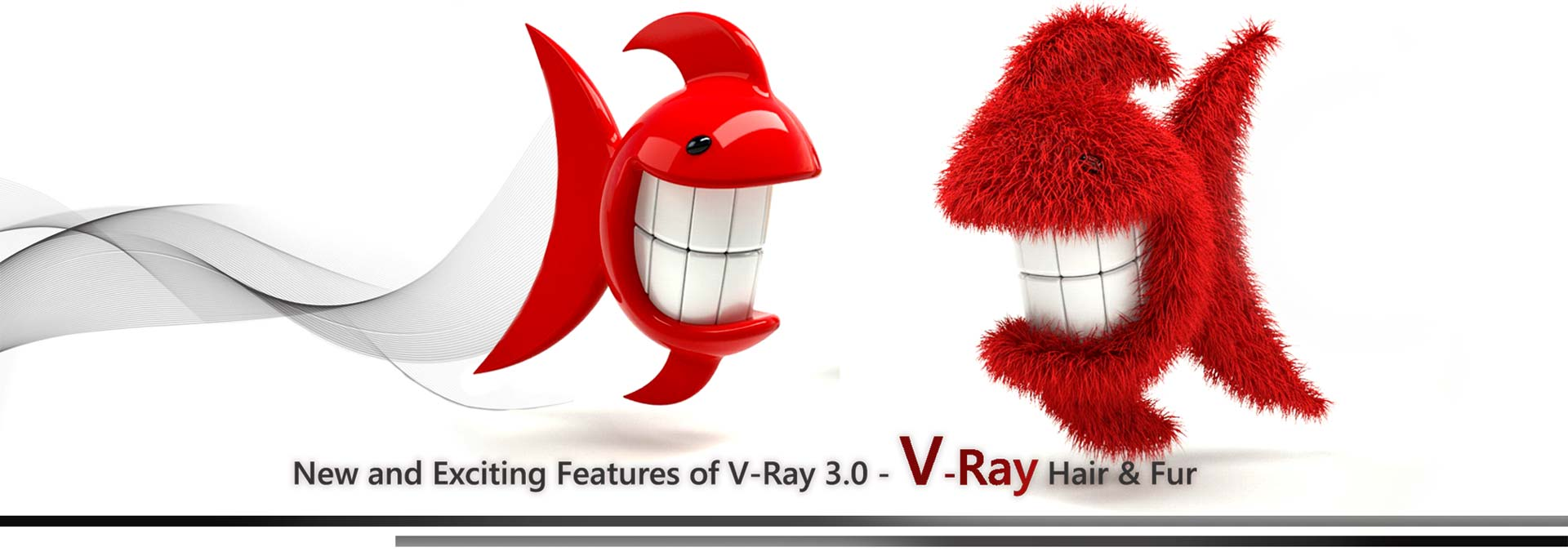 V Ray Hair Fur 3 - آموزش ساخت متریال مو و خز در وی ری