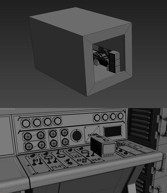 create realistic shaders step 1 - نحوه ایجاد شیدر در تری دی مکس