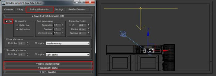 create realistic shaders step 3 - نحوه ایجاد شیدر در تری دی مکس