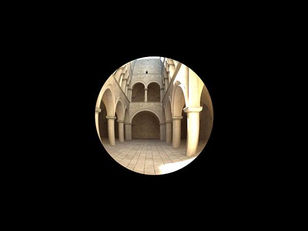 Distortion 3 - تنظیم دوربین فیزیکال کمرا در تری دی مکس